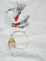 SEA FISHING LURES X 2 SETS. (2021)