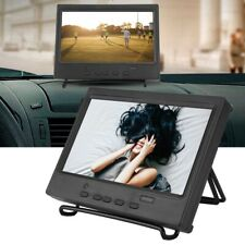 7Inch Monitor 1024x600 16:9 LCD Multi-function Display Support HDMI/VGA/AV Input