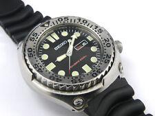 Gents Seiko 7N36-0AF0 Sawtooth Scuba Divers Quartz Watch - 200m