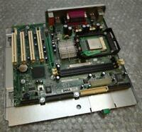 Dell 4P615 04P615 Dimension 4500 Socket 478 Motherboard and CPU PN E210882