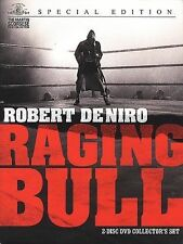 Raging Bull (DVD, 2005, 2-Disc Set, Collectors Edition) Robert De Niro