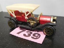Toy Car 1912 Simplex - Made in Hong Kong (739)