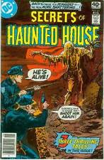 Secrets of Haunted House # 15 (états-unis, 1979)