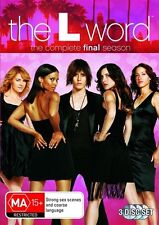 The L Word Season 6 DVD 3-Disc Set 2010 TV Show Series Complete Final Season