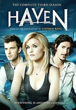 Haven: The Complete Third Season 3 DVD R1 New & Sealed