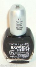 Maybelline Express Finish Nail Color ONYX RUSH 895