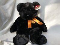 "Ty Beanie Buddies ""Haunt"" Bear #09465"