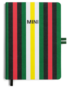 MINI GENUINE NOTEBOOK STRIPED 60 YEARS