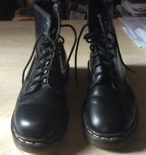 Dr Martens Ladies  Boots Uk Size 6 Worn Once