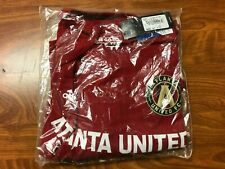 MENS NEW WITH TAGS ADIDAS ATLANTA UNITED MLS RED SOCCER SHIRT SIZE 2XL