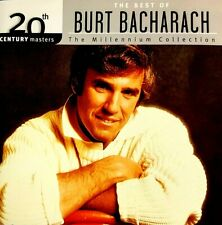 """Burt Bacharach"" - ""The Best of"" - ""Millenium Collection"" - A&M Records"