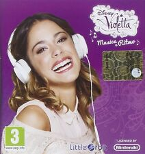 Nintendo DS Game Violetta - Rhythm & Music for DSi NDS XL LITE NEW