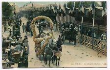 CPA - Carte Postale - France - Nice - la Bataille de Fleurs ( CP5302 )