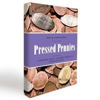 Leuchtturm (342625) Album für Pressed Pennies  mit 8 Hüllen für je 6 Münzen, B-D