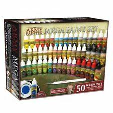 The Army Painter Paint Set - Warpaints Mega Paint Set III