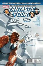 FANTASTIC FOUR #600 MARVEL COMICS 100 PAGE 50TH ANNIVERSARY 600TH ISSUE