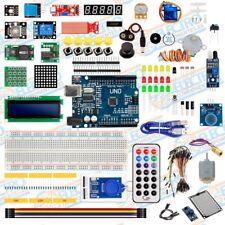 Kit UNO R3 XXL Starter Sensores 100% Compatible - Arduino Electronica DIY