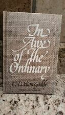 In Awe of the Ordinary by C. Welton Gaddy (1977, Hardcover)