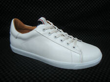 TOMMY HILFIGER - RUSS - Men's Casual Shoes Sneakers - White Leather - Size 9.5