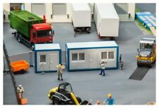HO Scale Accessories - 130132 - Site Office Containers - Kit