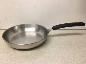 Meyer Impact Bonded 24cm 18/10 Stainless Steel Frying Skillet Pan