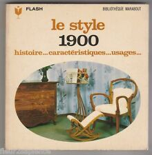Marabout Flash 273 Le style 1900