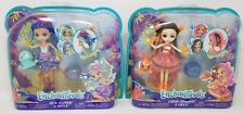 Enchantimals - Jessa Jellyfish & Marisa + Clarita Clownfish & Cackle - New