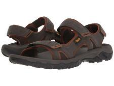 Men Teva Katavi 2 Strap Sandal 1019192 Black Olive 100% Original Brand New