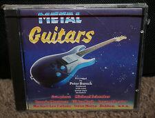 METAL GUITARS CD 1990 SEALED VERY RAREOOP ULI JON ROTH SCHENKER BECKER RACER X