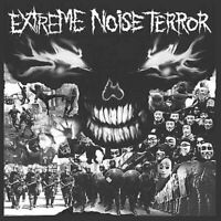 Extreme Noise Terror - same [LP][algae green marbled]