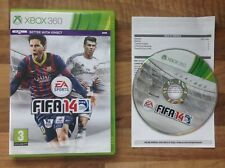 FIFA 14 XBOX 360 Game (Soccer) FEDERATION OF INTERNATIONAL FOOTBALL ASSOCIATION