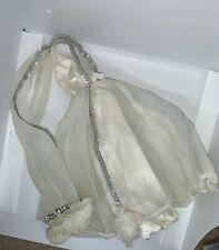 Vintage Barbie Dress TLC Spotlight On Romantic White 9836 Superstar 1977