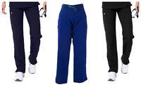 FIGS Womens Black Kade Petite Scrub Pants T21004P XX-Small Petite $46 NWT
