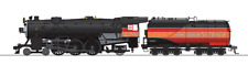 HO Broadway 4-6-2 Heavy Pacific Southern Pacific Paragon3 DCC & Sound Item #5911