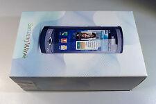 Samsung Wave GT-S8500 • Farbe Ebony Gray