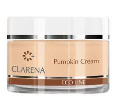 Clarena Eco Line Regenerating and Moisturising Pumpkin Face Cream 50ml