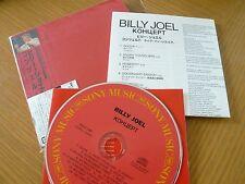 Billy Joel - Kohuept - Japan Mini LP CD - MHCP 549 - OBI -  -