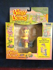 Tyco Bitsy Bears Scoot-A-Bear & Toodles Sealed Set