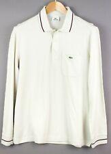 Lacoste T-Shirt da Uomo Cardigan Maglioncino Taglia 4 - M Kz541