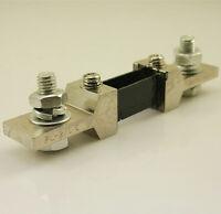 1Pcs FL-2 DC 75mV 200A Current Shunt Resistor for Ammeter Panel Meter