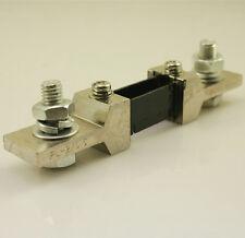 Neu FL-2 DC 75mV 200A Current Shunt Resistor Widerstand für Ammeter Panel Meter