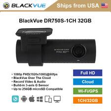 BlackVue 1 Channel DR750S-1CH Full HD WiFi GPS 32GB Dashcam