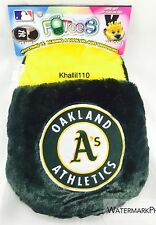 MLB Oakland Athletics FeeToes Giant Slipper