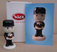 "4"" WADE HOMEPRIDE FIGURINE - FRED'S CHRISTMAS PUDDING - SPECIAL TIME LIMITED EDn"