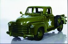 1:18 Mira Chevy Pick Up '53 Army