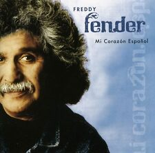 Freddy Fender - Mi Corazon Espanol [New CD]