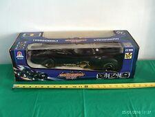 HERO CHARIOT RADIO CONTROLLED BATMAN BATMOBILE SHOOTS BB'S WOW - SEALED BOX !!!!