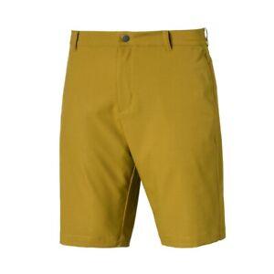 NEW Men's Puma 2019 Jackpot Golf Shorts Moss Green Size 32