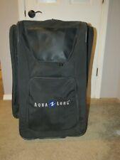 New listing Aqua Lung Destination Large Traveler Roller Bag, New, Black