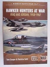 Book: Hawker Hunters At War - Iraq And Jordan, 1958-1967